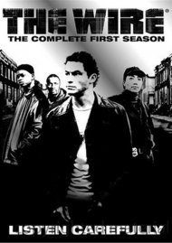 Wire, The: The Complete Seasons 1 - 4 Movie