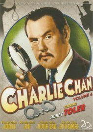 Charlie Chan Collection: Volume 4 Movie
