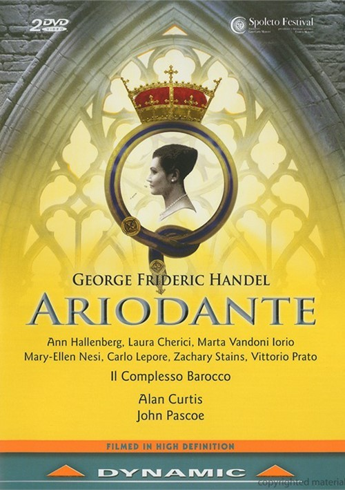 Handel: Ariodante Movie