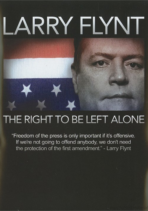 Larry Flynt: The Right To Be Left Alone Movie
