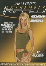 Jari Love: Get Extremely Ripped! 1000 Movie