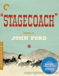 Stagecoach: The Criterion Collection Blu-ray