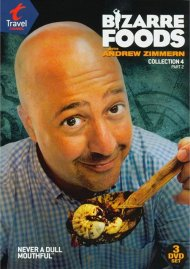 Bizarre Foods: Collection 4 - Part 2 Movie