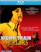 Night Train Murders Blu-ray