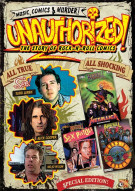 Unauthorized: The Story Of Rock N Roll Comics Movie