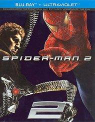 Spider-Man 2 (Blu-ray + UltraViolet) Blu-ray