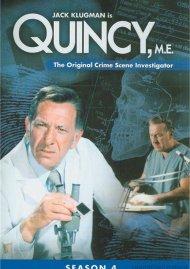 Quincy, M.E.: Season 4 Movie