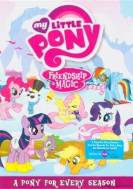My Little Pony: Friendship Is Magic - A Pony For Every Season Movie