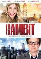 Gambit (DVD + UltraViolet) Movie