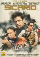 Sicario (DVD + UltraViolet) Movie
