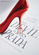 Devil Wears Prada, The: 10th Anniversary Edition (DVD + UltraViolet) Movie