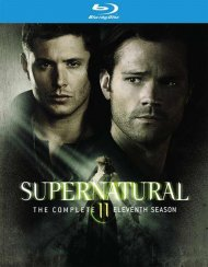 Supernatural: The Complete Eleventh Season (Blu-ray + UltraViolet) Blu-ray