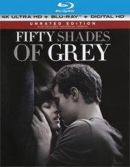 50 Shades Darker (4K Ultra HD + Blu-ray + UltraViolet) Blu-ray