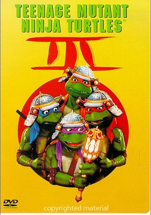 Teenage Mutant Ninja Turtles III Movie