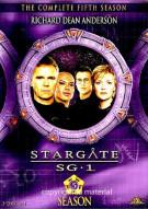 Stargate SG-1: The Complete Fifth Season Movie