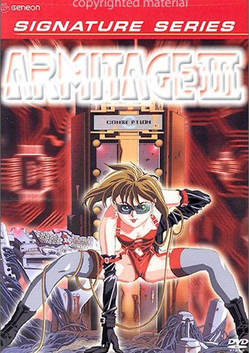 Armitage III:  OVA - Signature Series Movie
