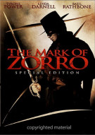 Mark Of Zorro: Special Edition Movie