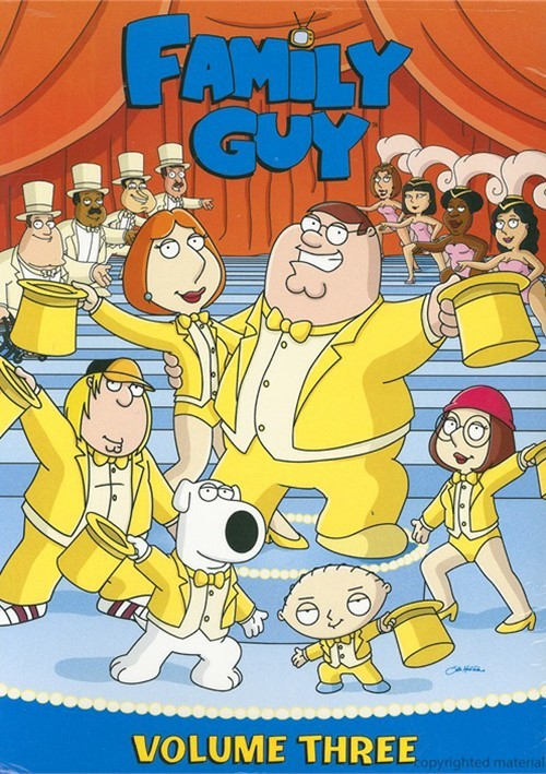 Family Guy: Volume 3 (Repackage) Movie