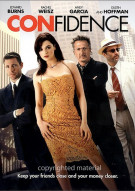 Confidence (Repackaged) Movie