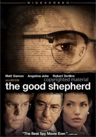 Good Shepherd, The (Widescreen) Movie