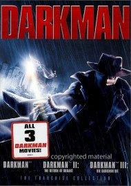 Darkman Trilogy Movie