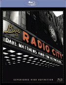 Dave Matthews & Tim Reynolds: Live At Radio City Blu-ray