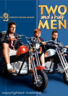 Two And A Half Men: The Complete Second Season Movie