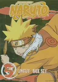 Naruto: Volume 5 - Special Edition Box Set Movie