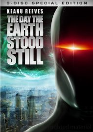 Day The Earth Stood Still, The: 3 Disc Special Edition Movie