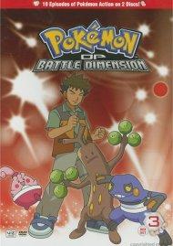 Pokemon: Diamond And Pearl Battle Dimension - Box 3 Movie
