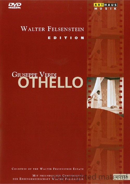 Walter Felsenstein Edition: Othello - Verdi Movie