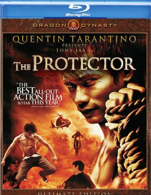Protector, The: Ultimate Edition Blu-ray