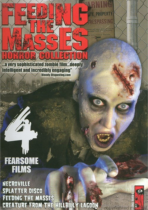Feeding The Masses Horror Collection Movie