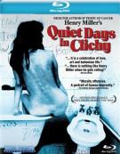 Quiet Days In Clichy Blu-ray