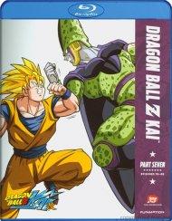 Dragon Ball Z Kai: Part 7 Blu-ray