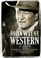 John Wayne Western (3 Pack) Movie