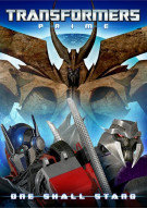 Transformers Prime: One Shall Stand Movie