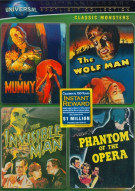 Classic Monsters Spotlight Collection Movie