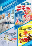 4 Film Favorites: Gene Kelly Collection Movie