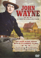 John Wayne: 6 Movie Collection Movie