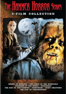 Hammer Horror Series 8-Film Collection Movie