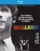 Willard (Blu-ray + DVD Combo Pack) Blu-ray