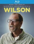 Wilson (Blu-ray + DVD + Digital HD) Blu-ray