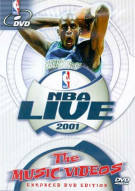 NBA Live 2001: The Music Videos Movie