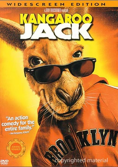 Kangaroo Jack (Wide Screen) Movie