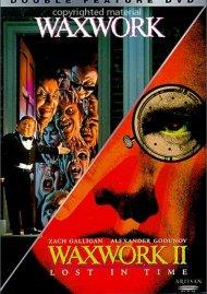 Waxwork / Waxwork II: Lost In Time (Double Feature) Movie