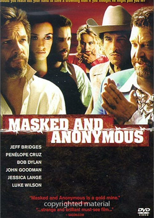 Masked And Anonymous Movie