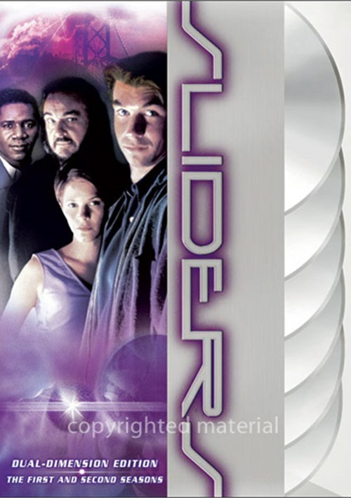 Sliders Dual-Dimension Edition The First and Second Seasons Movie