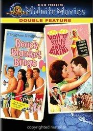 Beach Blanket Bingo / How To Stuff A Wild Bikini (Double Feature) Movie