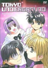 Tokyo Underground:  Assailants - Volume 4 Movie